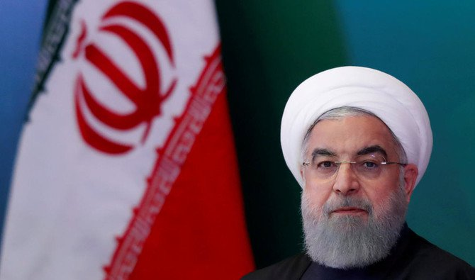 Iranian President Hassan Rouhani /REUTERS