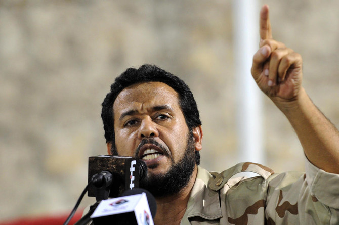Libyan former rebel Abdul Hakim Belhadj and his wife Fatima Boudchar and his pregnant wife were abducted in 2004 by US CIA agents in Thailand and then illegally transferred to Tripoli with the help of British spies. (AFP)