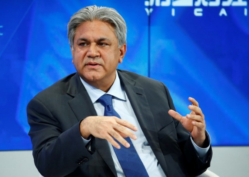 File Photo: Arif Naqvi, Founder and Group Chief Executive of Abraaj Group attends the annual meeting of the World Economic Forum (WEF) in Davos, Switzerland, January 17, 2017. REUTERS/Ruben Sprich /File Photo