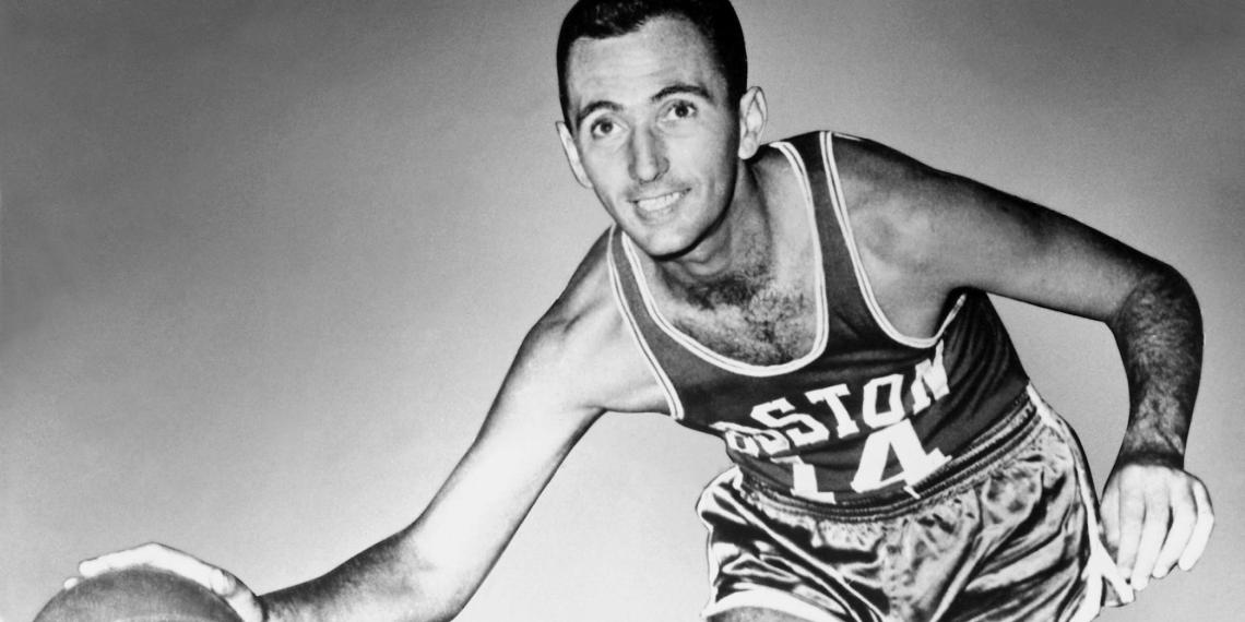Bob Cousy influenced point guard play in the NBA -- and basketball at large -- for decades.
