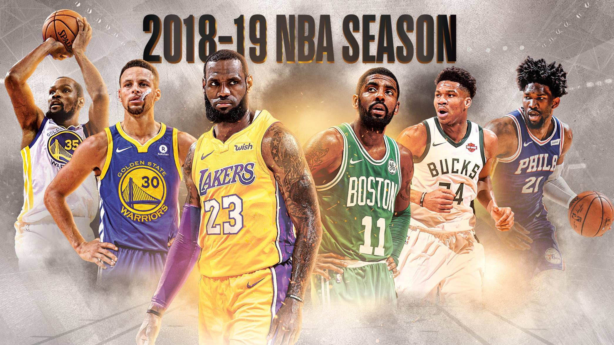nba unveils 2018-19 national tv schedule for opening week, christmas