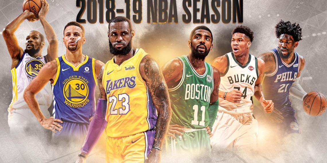 The NBA unveiled its its national TV schedule for several key dates in 2018-19.