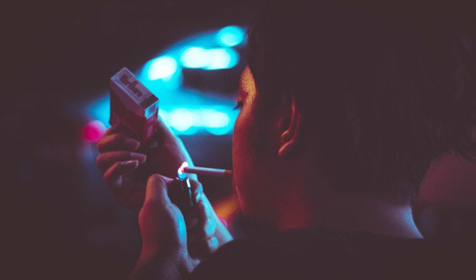 About 60 percent of tobacco products sold are counterfeit as a result of high tax hikes. (Pexels)