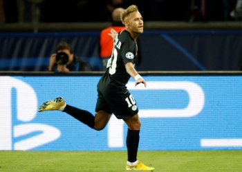 882fe99024c4f Neymar treble inspires PSG to 6-1 rout of Red Star