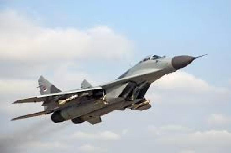 Russian-made fighter plane crashes in Egypt - RIA - Middle