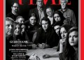 """The staff of the Capital Gazette newspaper named TIME's Person of the Year 2018, are seen on the cover which named journalists, including a slain Saudi Arabian writer and a pair of Reuters journalists imprisoned by Myanmar's government, as its """"Person of the Year,"""" in this image released from New York, U.S., December 11, 2018. Courtesy Time Magazine/Handout via REUTERS ATTENTION EDITORS - THIS IMAGE HAS BEEN SUPPLIED BY A THIRD PARTY. NO RESALES. NO ARCHIVES"""