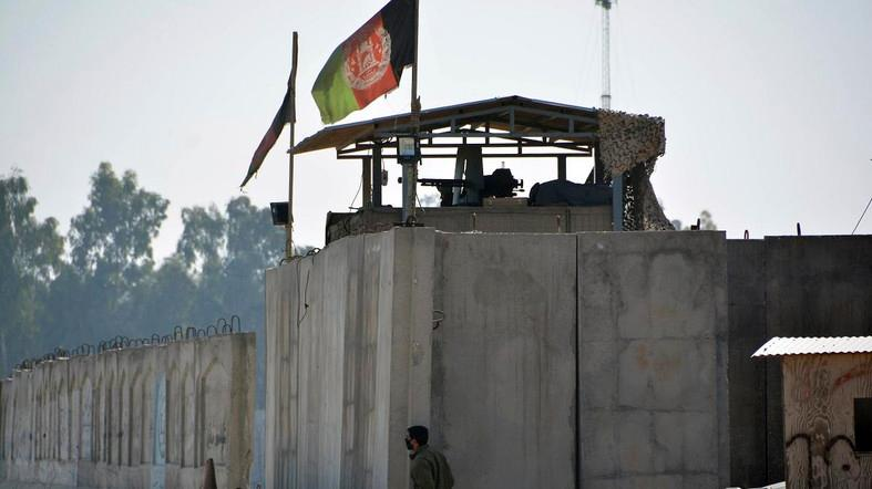 Two children and eight security forces were among the casualties. (File photo: AP)