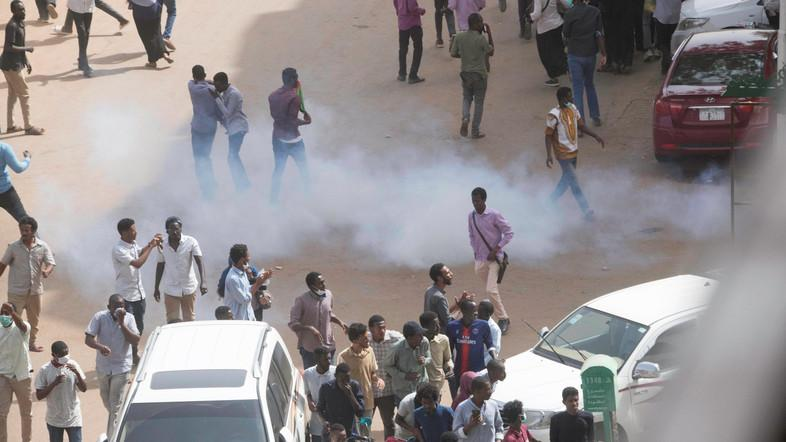 Protests have rocked Sudan since December. (File photo: Reuters)