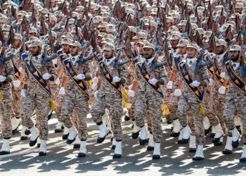 Iran said additional US forces in the region are a threat to their troops and interests. (AFP/File)