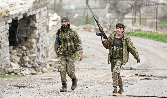 Turkish-backed Syrian opposition fighters get a major boost as Ankara backs them with fresh supplies of weaponry to help them hold their ground. (Reuters)