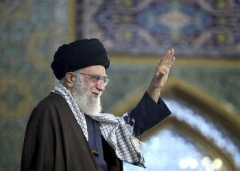 Ayatollah Ali Khamenei publicly chastised his ministers over the nuclear deal [Office of the Iranian Supreme Leader via AP]