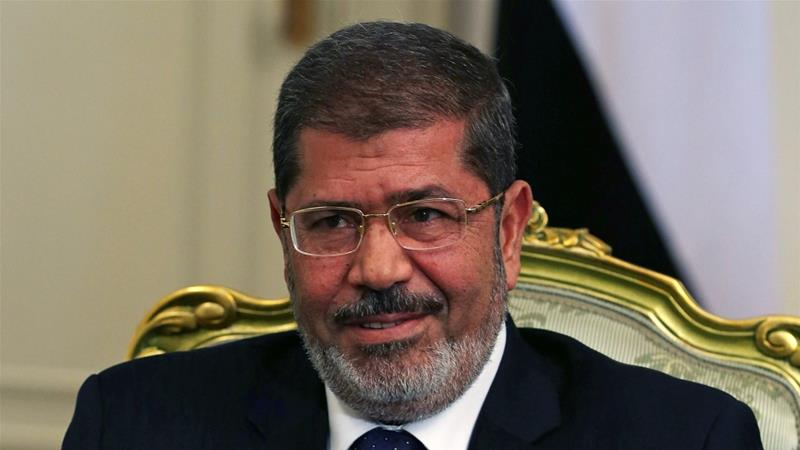 Morsi had been in jail since he was toppled by the military in 2013 after mass protests against his rule [File: Mark Wilson/Reuters]
