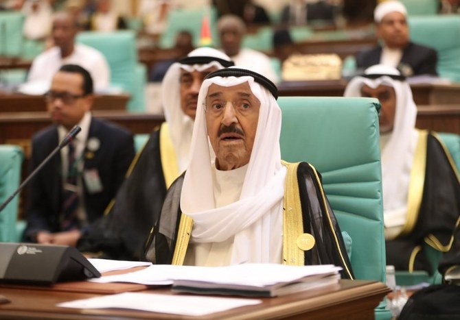 Sheikh Sabah Al-Ahmad Al-Sabah's visit will discuss bilateral relations and 'comes amid unprecedented tensions and developments witnessed by the region,' the Kuwait state news agency said. (AFP)