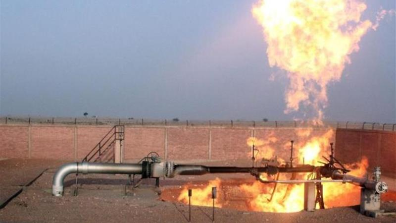 Egypt has agreed to pay Israel $500m in a settlement over a defunct gas deal; after arbitration, Egypt had been ordered in 2015 to compensate Israel for cutting off supplies via a gas pipeline that had repeatedly been attacked in the Sinai Peninsula [File: EPA]