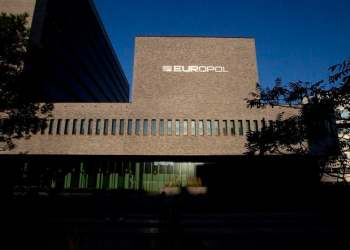The Europol headquarters in The Hague, Netherlands. (File photo: AP)