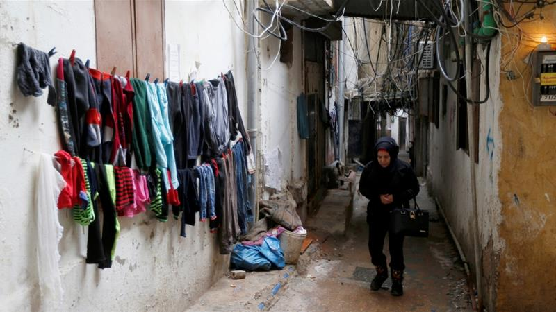 Girls living as refugees in Beirut face multiple threats to their safety [File: Mohamed Azakir/Reuters]