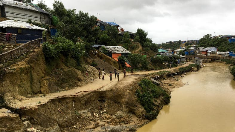 At least 13 jade mine workers and security guards in northern Myanmar were killed in a landslide. (File photo: AFP)