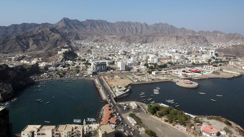 """""""What is happening in the temporary (government) capital of Aden by the Southern Transitional Council is a coup against institutions of the internationally recognized government,"""" the foreign ministry said. (File photo: AFP)"""