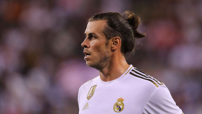 Gareth Bale also missed Real's trip to Germany for the Audi Cup last week after his proposed move to China fell through