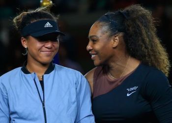 The duo will meet for the first time since the US Open final