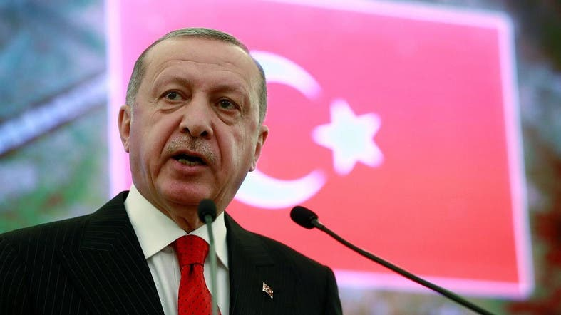 The Turkish leader's remarks come amid burgeoning defense ties between Turkey and Russia in defiance of Ankara's NATO ally the US. (File photo: Reuters)