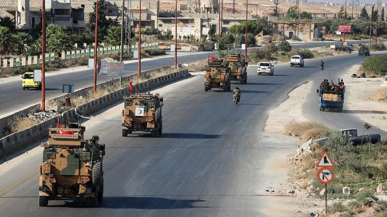 US and Turkish forces in northeast Syria will work to establish a 'safe zone' along the border. (File photo: AFP)