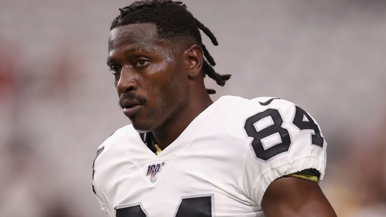 Antonio Brown denies the allegations of rape