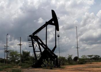 FILE PHOTO: An oil pumpjack is seen in La Canada de Urdaneta, Venezuela October 1, 2019. REUTERS/Jose Nunez