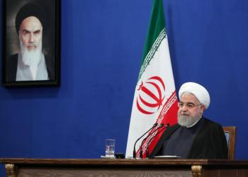 FILE PHOTO: Iranian President Hassan Rouhani is seen during press conference in Tehran, Iran, October 14, 2019. Official Presidential website/Handout via REUTERS