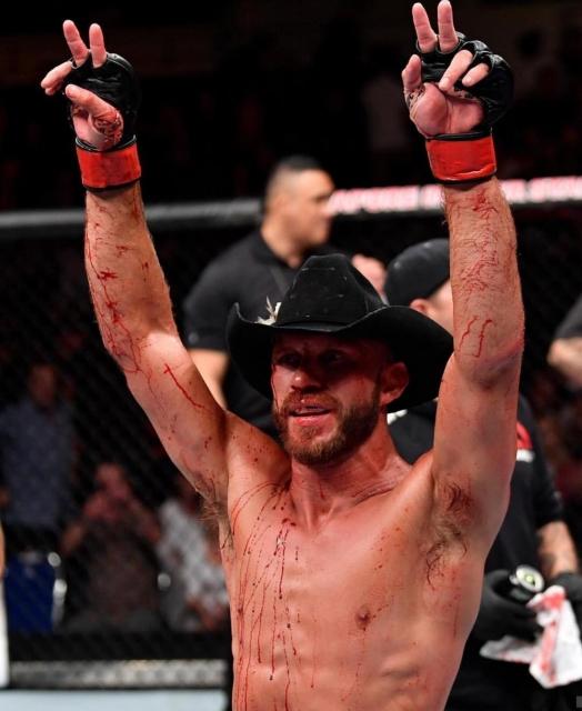 Donald Cerrone MMA