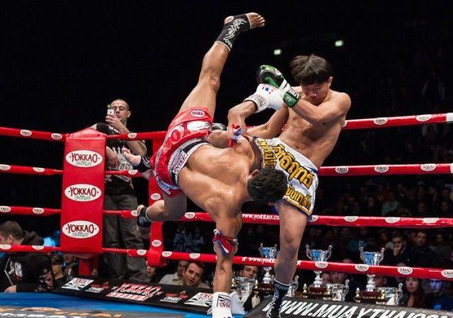 Saenchai Best Fighter