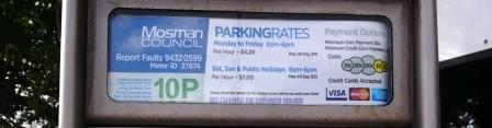 SPIT PARKING PASSES – SALE CLOSED
