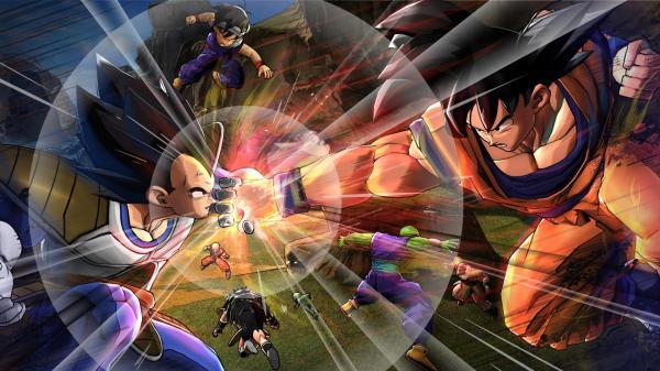 Build Saiyan In Dragon Ball Xenoverse Middle Of