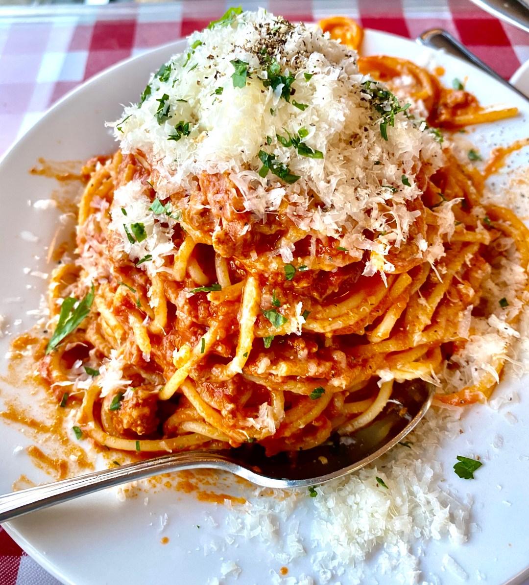 Sugo Spaghettti