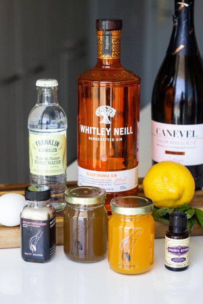 Salty Paloma Cocktail Kit