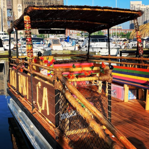 Toronto Tiki Taxi Waterfront Ride