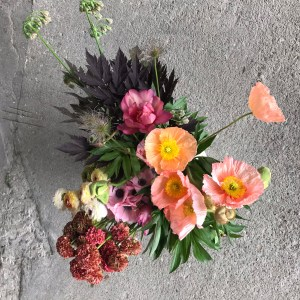 Mixed Local Flower Bucket by Wild Imagination Co.