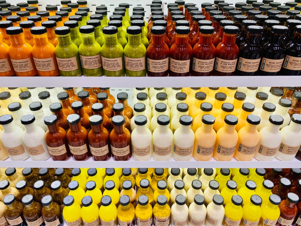 Stock T.C. Toronto Homemade Sauces