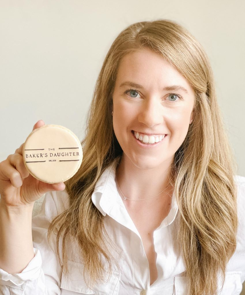 Sarah Brown - The Baker's Daughter
