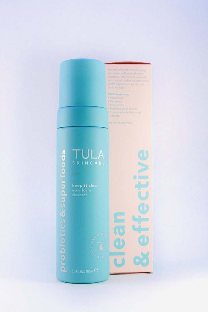 Tula Face Wash