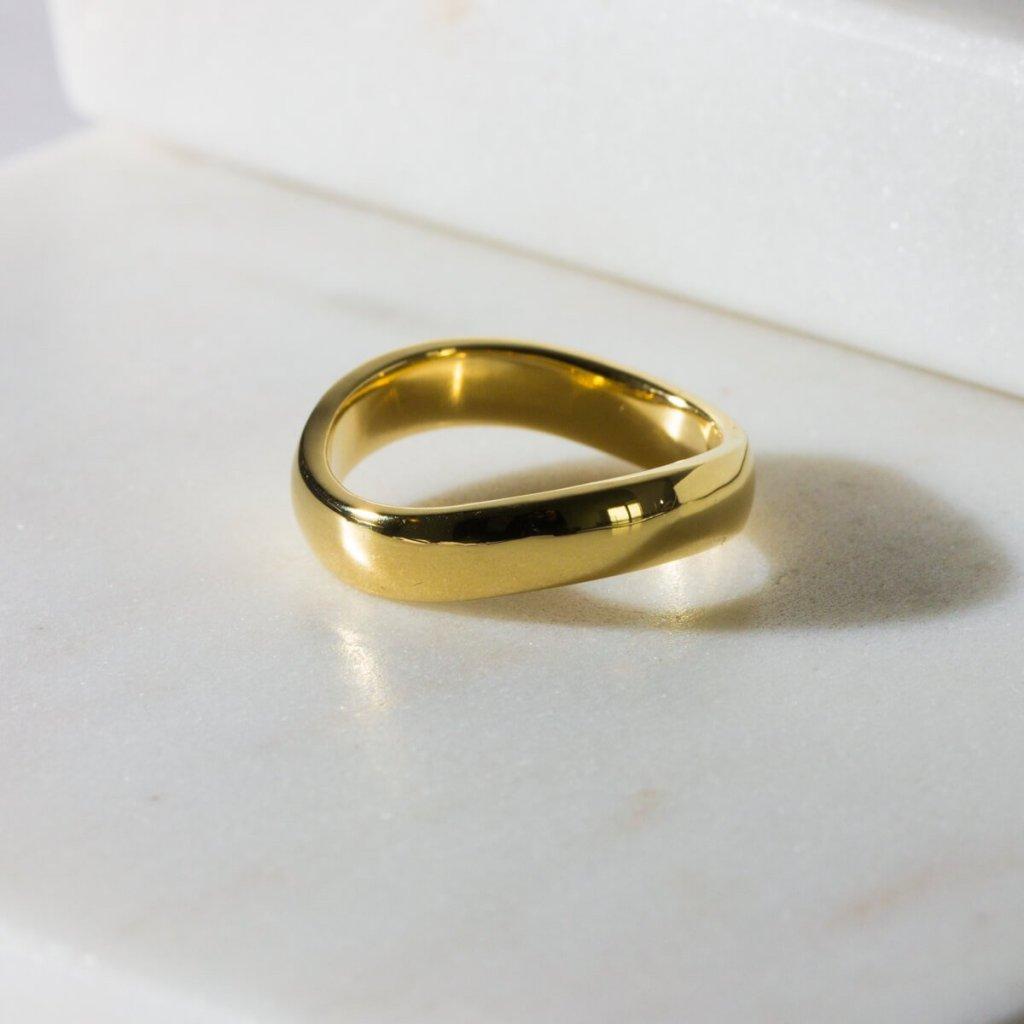 Finley Charlotte Wave Ring Toronto Jewelry Brand