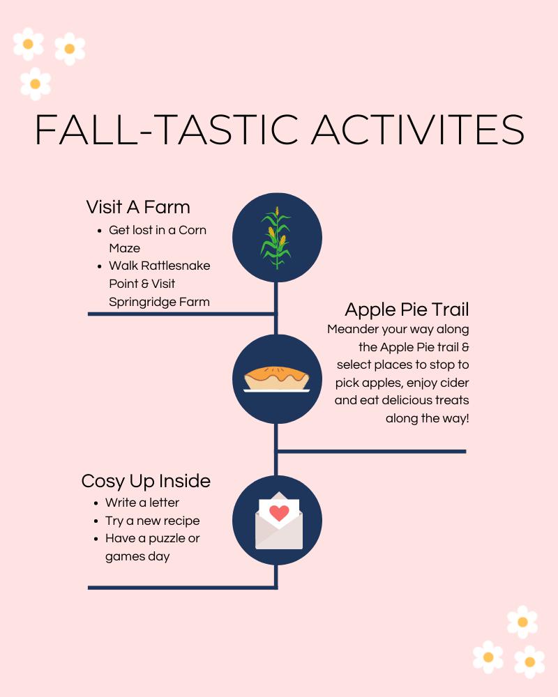 The Best Fall Activities Toronto