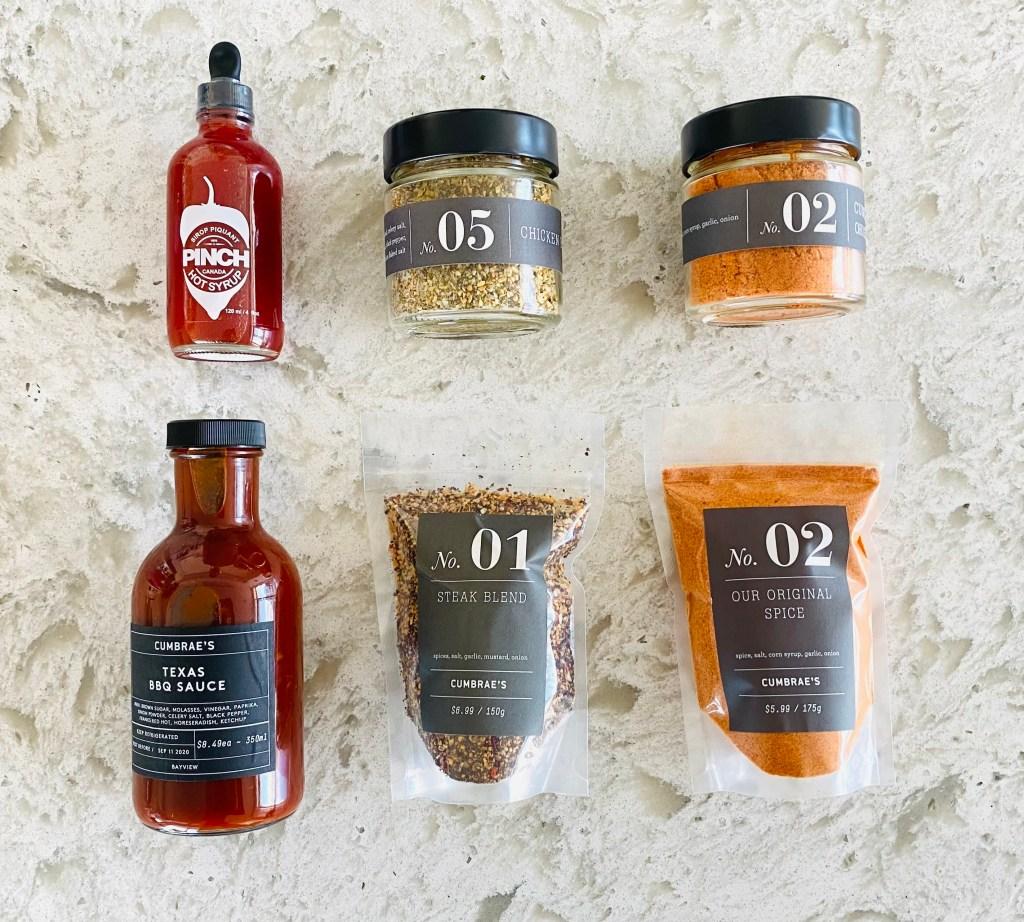 Cumbrae's Spices