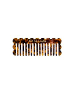 The Silk Labs Tortoise Shell Comb
