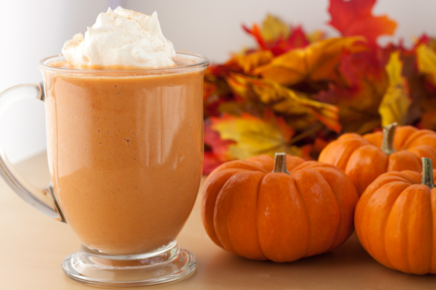 Pumpkin Spice and Life