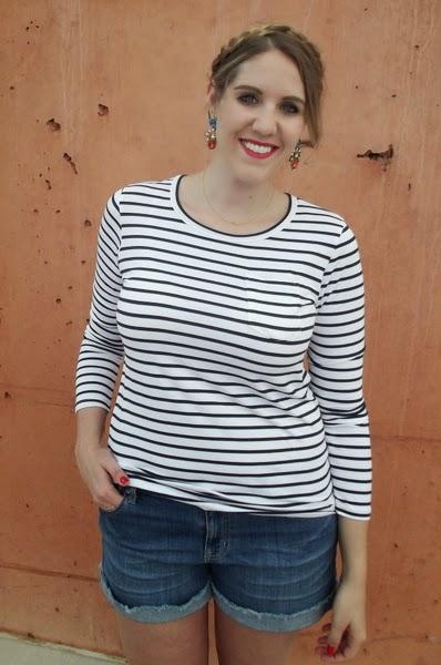 Stripes 3 Ways: Part 1