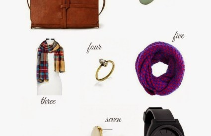 Fall Accessory Essentials