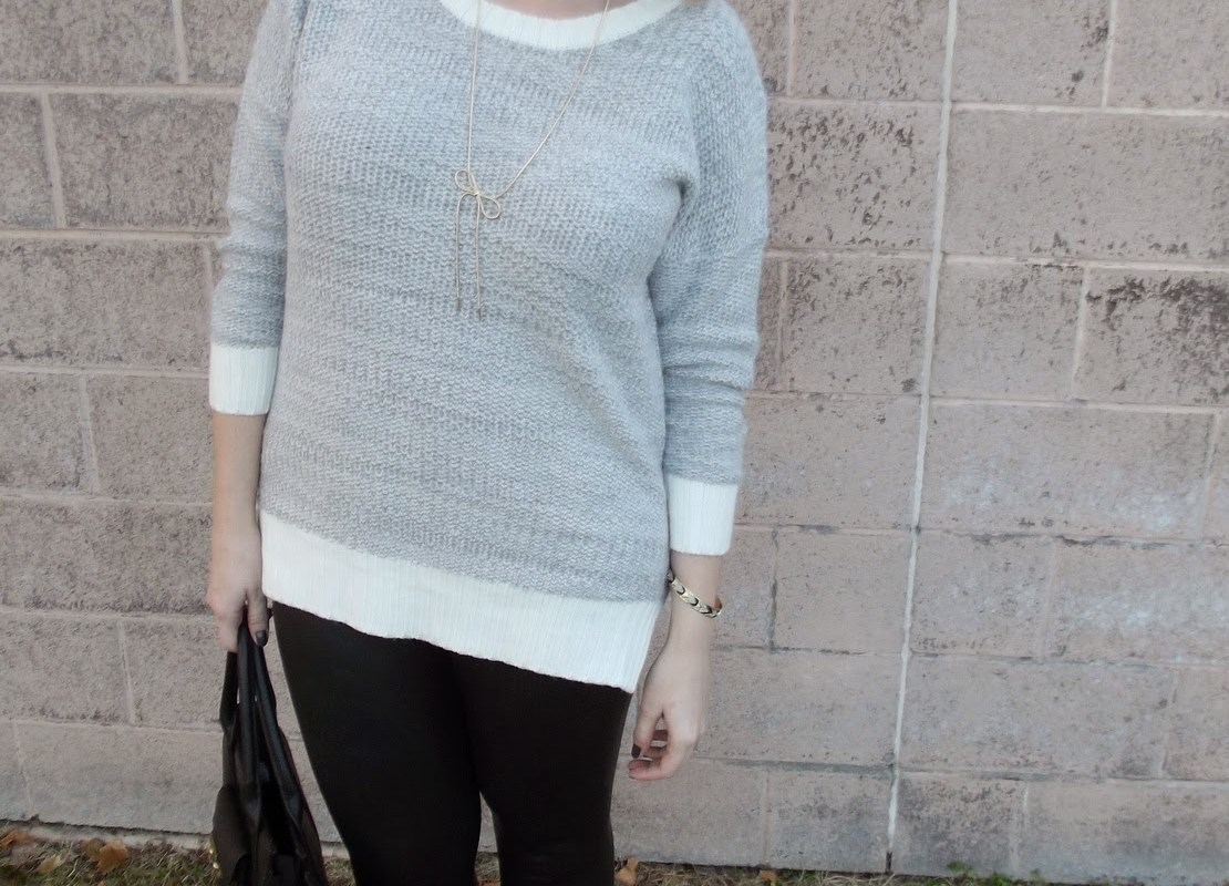 Oversized Sweater + Giveaway to The Mint Julep Boutique