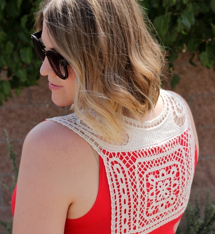 Fourth of July Style with Pink Blush