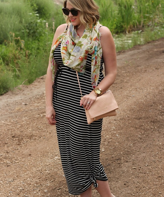 Floral & Stripes with Oakleigh Rose